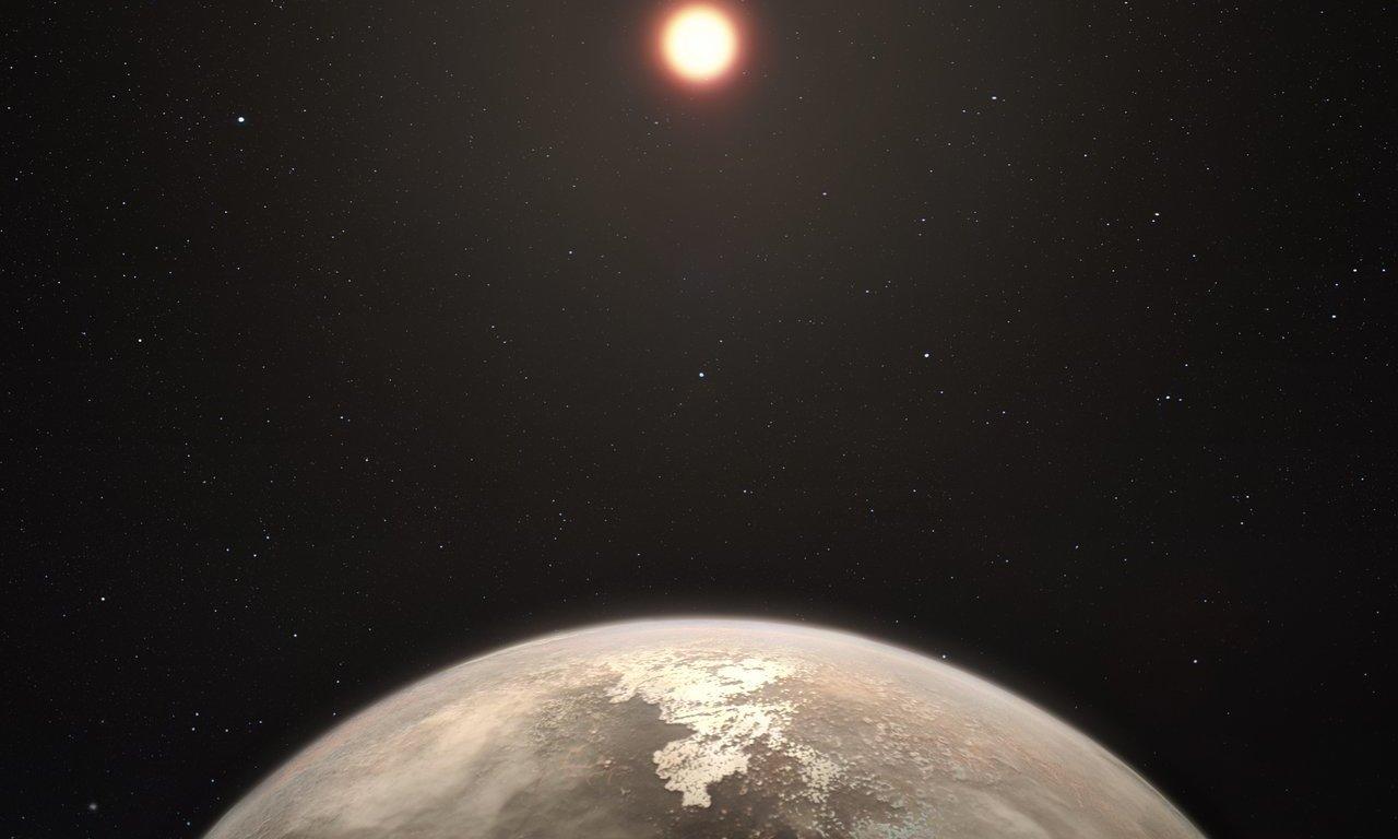 exoplanet like earth