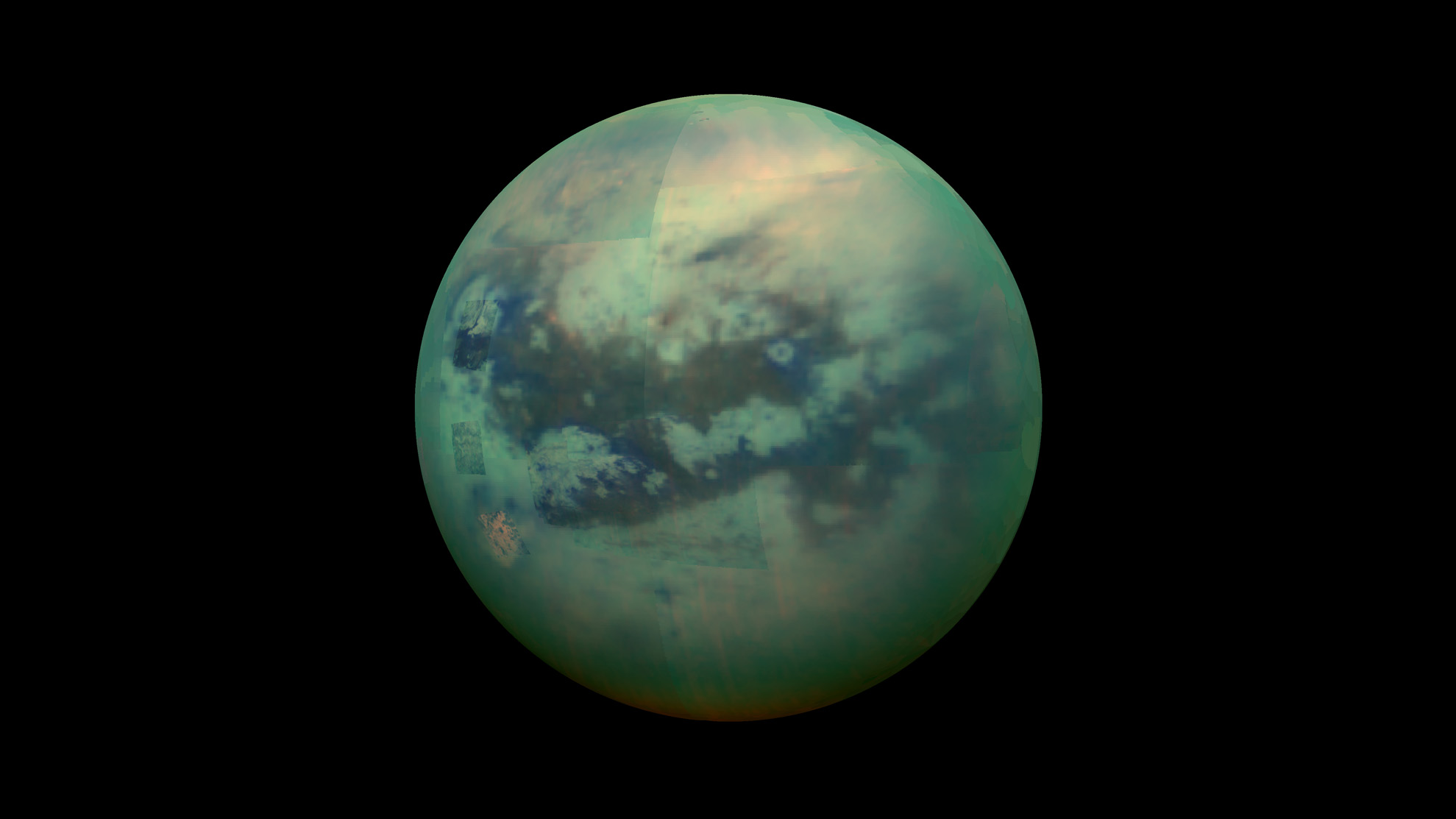 Something Weird is Happening on the Moon Titan