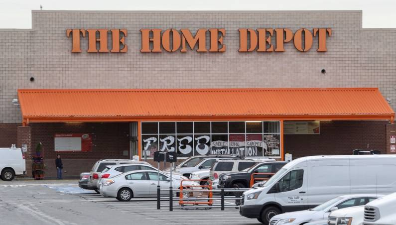 Home Depot Black Friday 2017