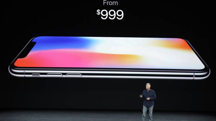 iPhone X launch day