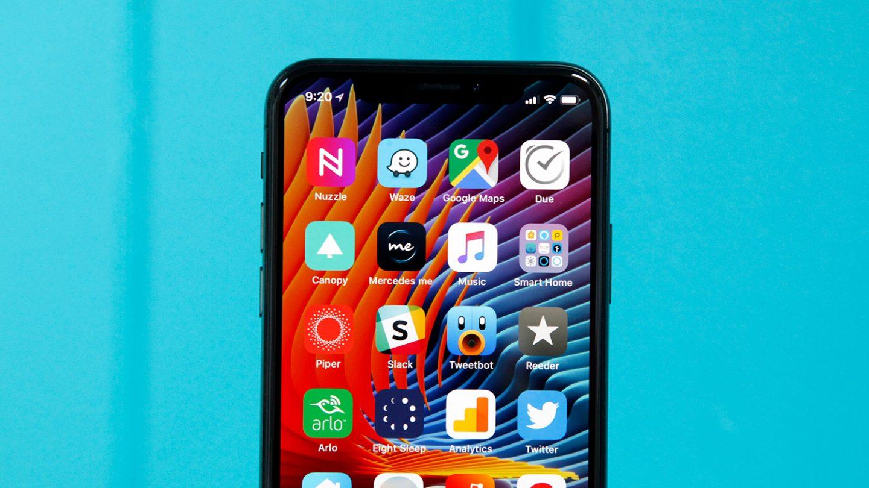 iPhone X vs. Samsung