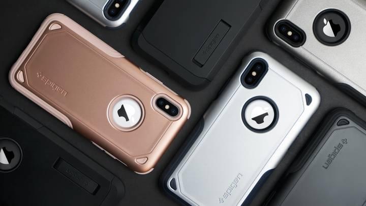 iPhone X Spigen Cases