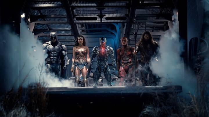 Justice League box office gross