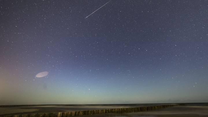 Leonid meteor shower 2017