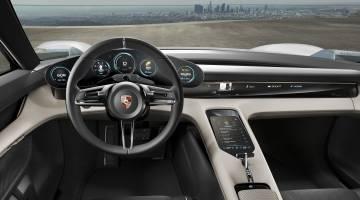 Tesla Vs Porsche
