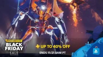 PlayStation Store Black Friday 2017