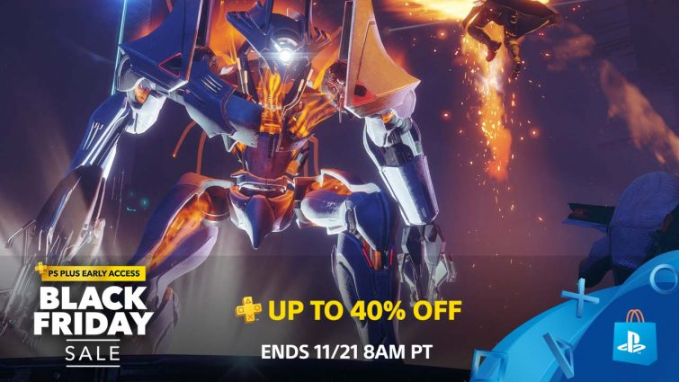 PlayStation Store Black Friday 2017