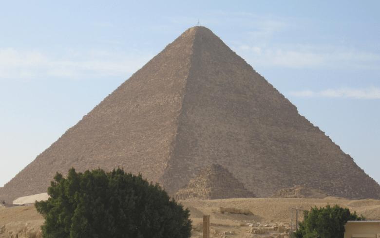 pyramid discovery