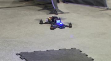ai drone race