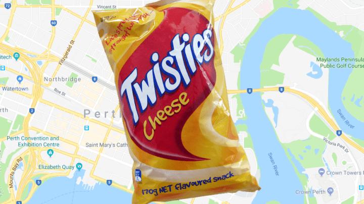 gps block chip bag