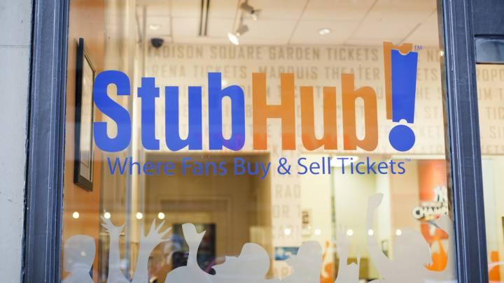 Stubhub ticket scalping laws