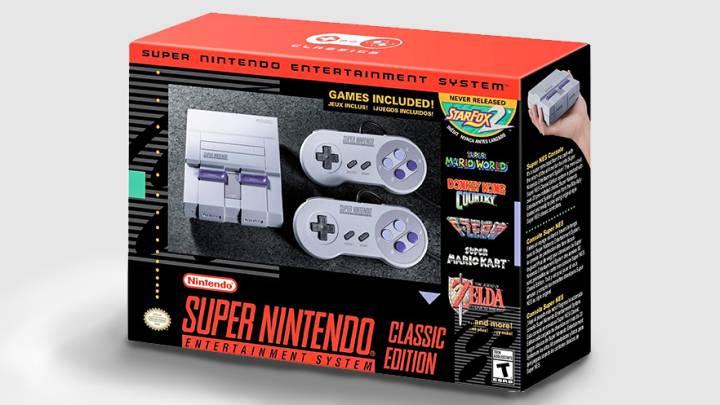 NES Classic SNES Classic stock