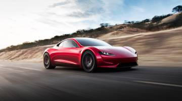 Tesla Roadster Pictures