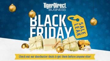TigerDirect Black Friday 2017