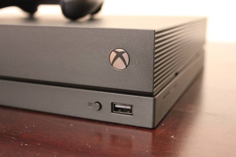 Xbox One mouse and keyboard