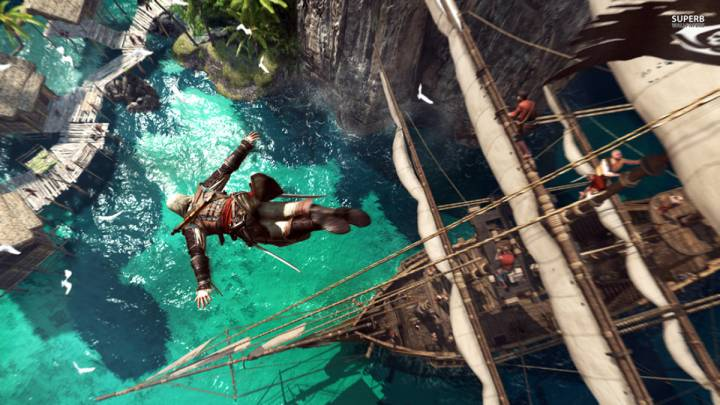 Download Assassin's Creed Black Flag free