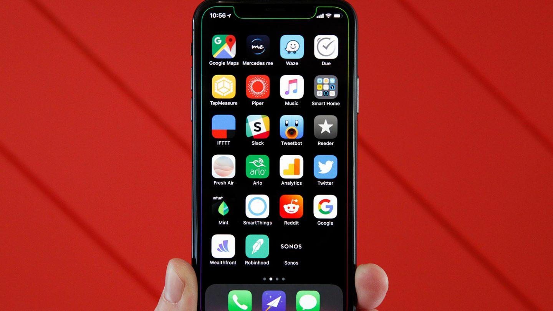 iPhone X sales vs iPhone X: survey data