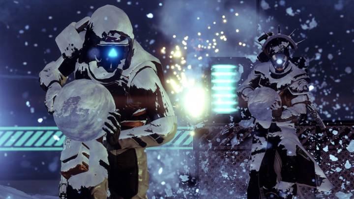Destiny 2: The Dawning
