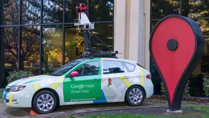 Google Maps Car Vs Bing