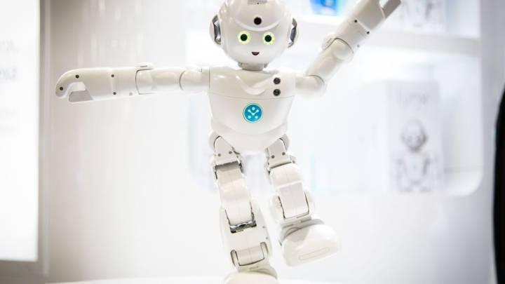 Alexa Home Robot