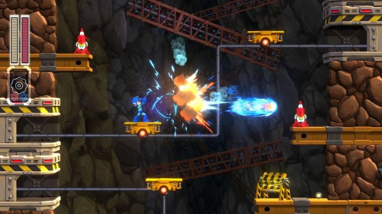 Mega Man 11 announcement