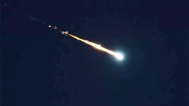 boston meteor