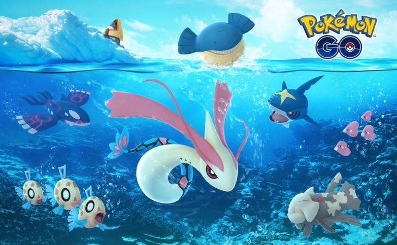 Pokemon Go Holiday Event 2017