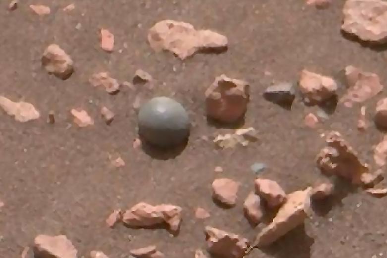 mars cannonball