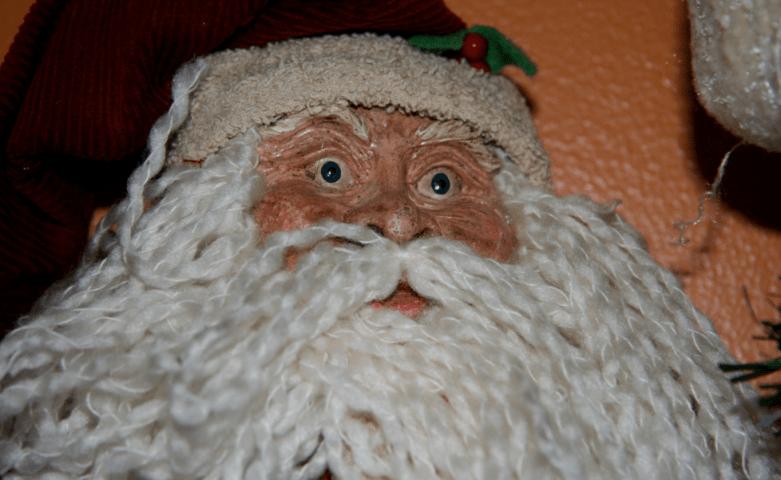 santa was real