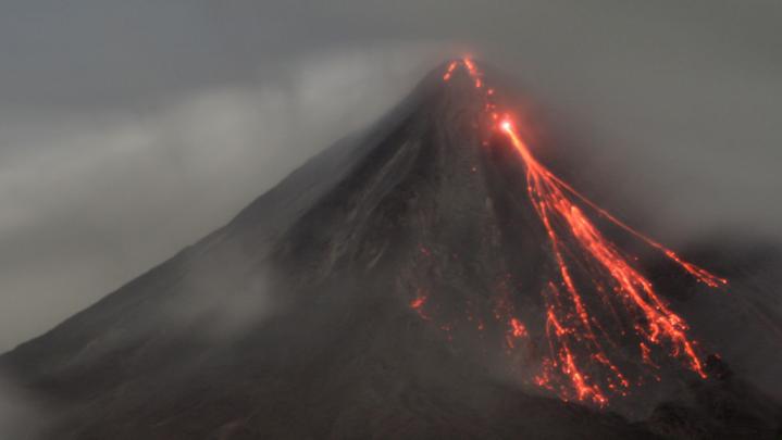 new england volcano