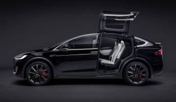 Tesla Model X Fatal Crash