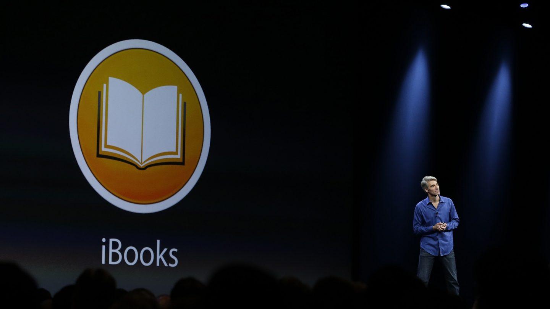 Apple iBooks redesign