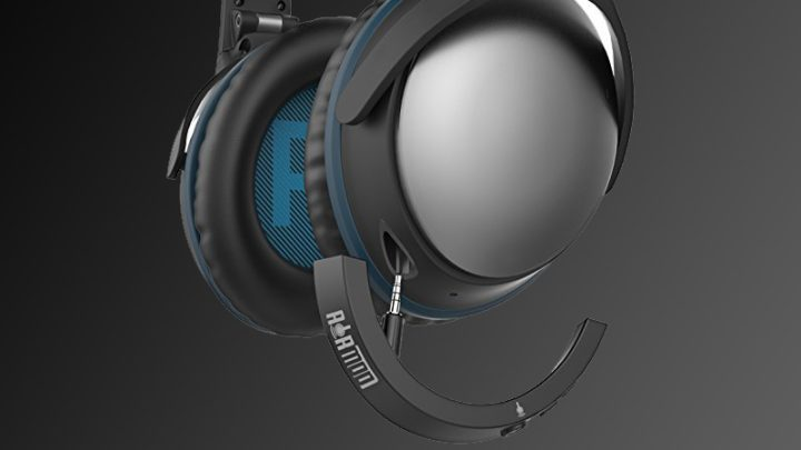 AirMod Wireless Adapter For Bose Headphones