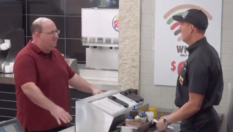 Net neutrality explainer from Burger King