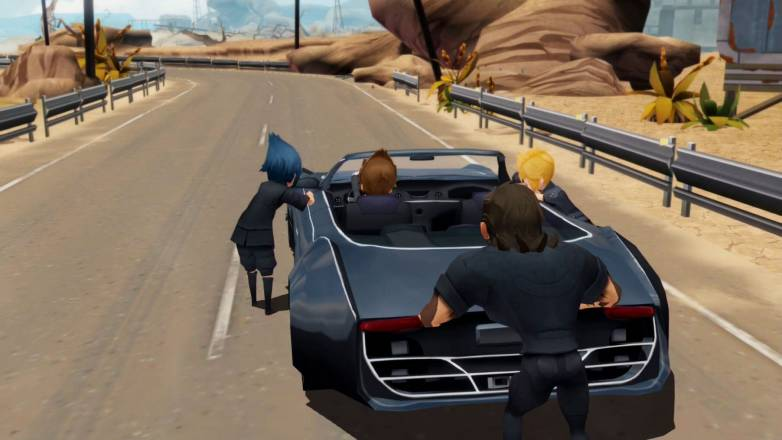 Final Fantasy XV Pocket Edition release date