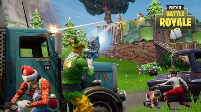 Fortnite Battle Royale new map