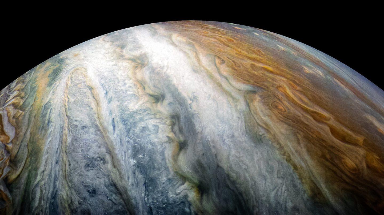 Jupiter photo: Juno probe images