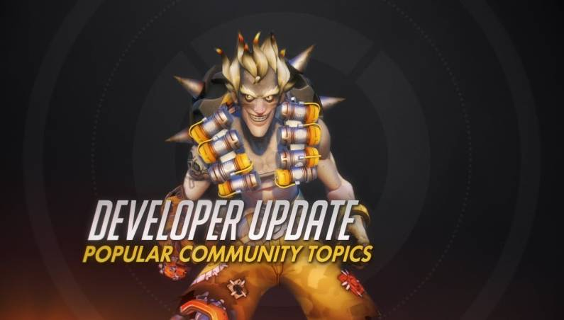 Overwatch developer update, Jeff Kaplan