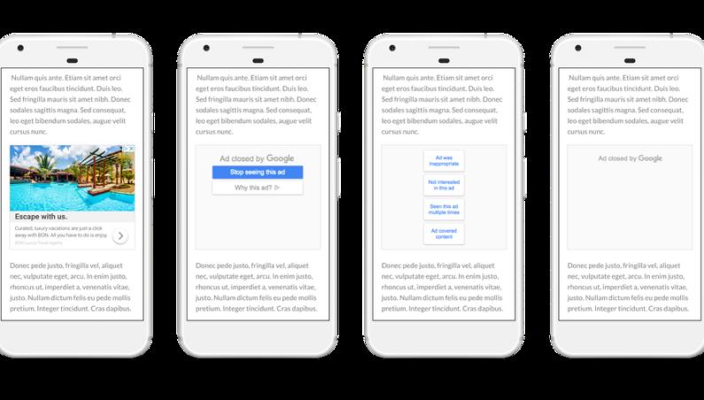 Google Ad Blocker: ad settings