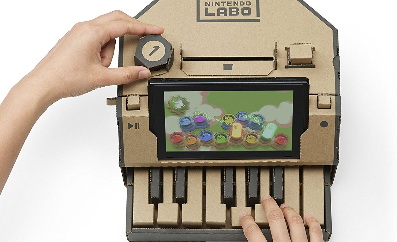 Nintendo LABO Preorder