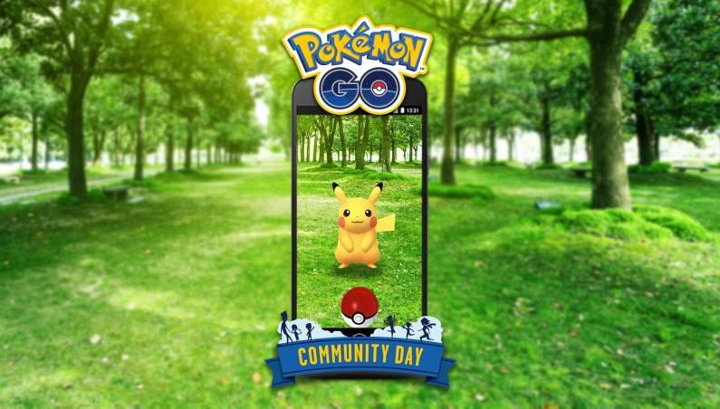 Pokemon Go Community Day