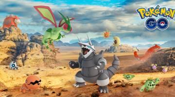 Pokemon Go Gen 3
