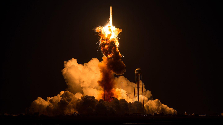 Rocket Explosion 2018 Video