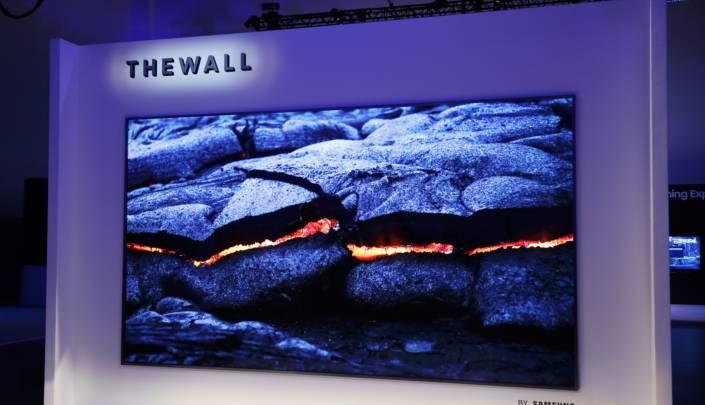 Samsung premium TV market share