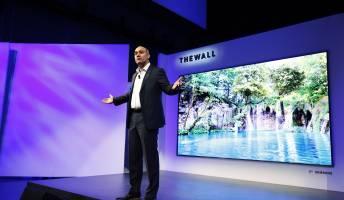 Samsung CES 2018 live stream