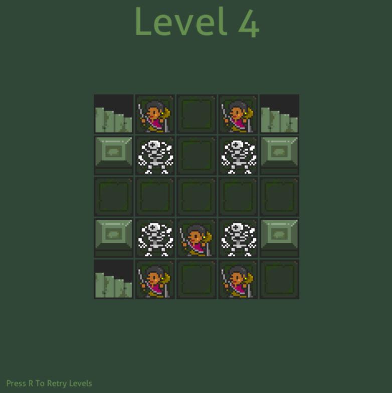Angelina game AI