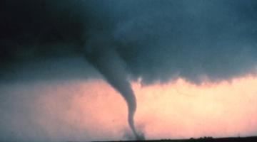 tornado scar