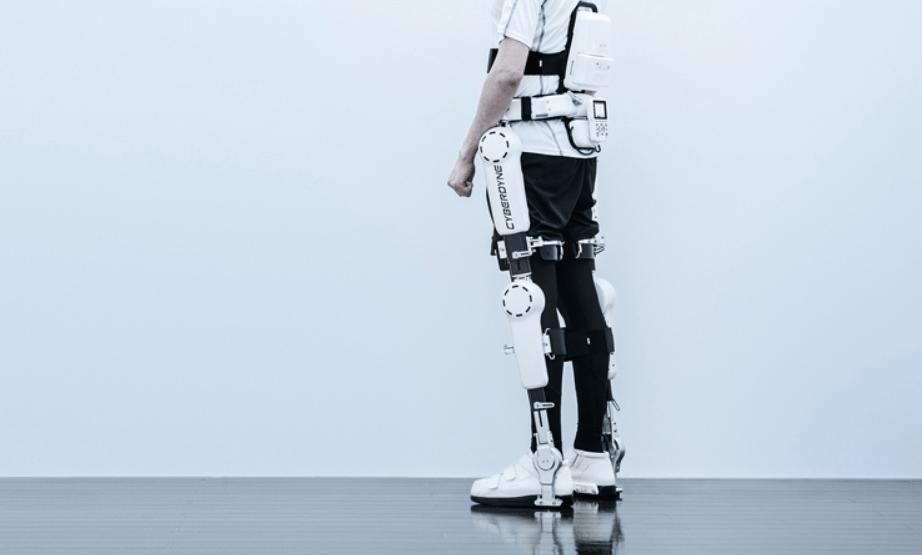cyberdyne exoskeleton