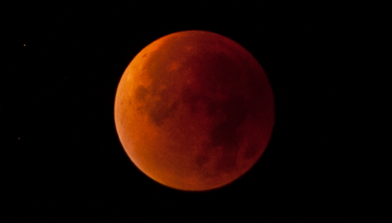 super blue blood moon photos