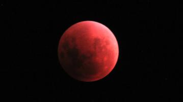 super blue blood moon time